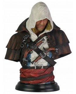 Бюст UbiSoft Assassin's Creed - Edward Kenway
