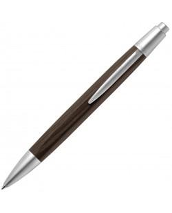 Автоматична химикалка Caran d'Ache Alchemix Wenge Chrome – Син, 0.5 mm