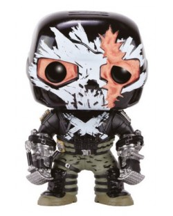 Фигура Funko Pop! Marvel: Captain America Civil War - Crossbones (Battle Damage), #140