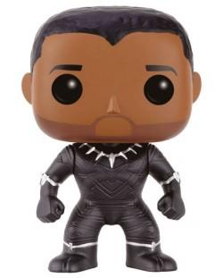 Фигура Funko Pop! Marvel: Captain America - Civil War - Black Panther (Unmasked), #138