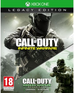 Call of Duty: Infinite Warfare + Call of Duty 4 Remastered (Xbox One)