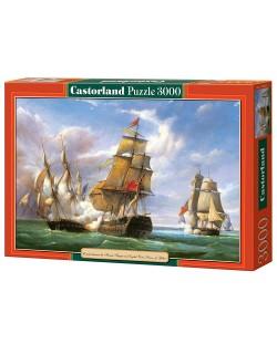 Пъзел Castorland от 3000 части - Битка