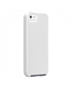 CaseMate Tough Case за iPhone 5 -  бял
