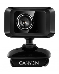 Web камера CANYON Enhanced 1.3 Megapixels resolution