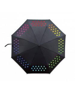 Чадър с променящи се цветове