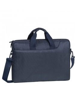 "Чанта за лаптоп Rivacase 8735 15.6"" - тъмносиня"