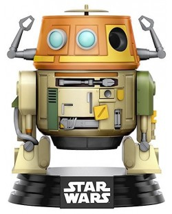 Фигура Funko Pop! Star Wars: Rebels - Chopper, #133