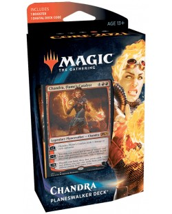 Magic the Gathering - Core Set 2021 Planeswalker Deck Chandra