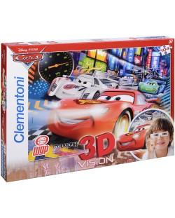 Пъзел Clementoni от 104 части с 3D ефект - Колите