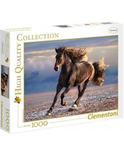 Пъзел Clementoni от 1000 части - Свободен кон