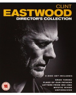 Clint Eastwood Director's Collection (Blu-Ray)