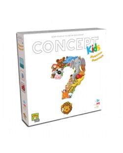 Детска игра Concept Kids - Животни