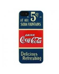 Coca Cola Mobile Case 2 за iPhone 5