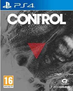 Control Deluxe Edition (PS4)