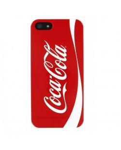 Калъф Coca Cola Original Logo V за iPhone 5