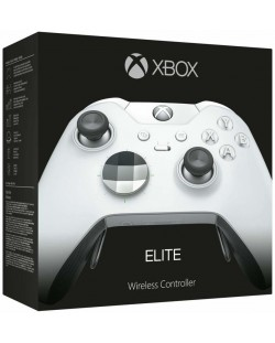 Microsoft Xbox One Wireless Elite Controller - Бял
