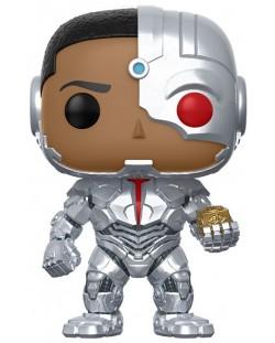 Фигура Funko Pop! Heroes: DC Justice League - Cyborg, #209