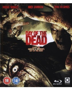 Day Of The Dead (Remake) (Blu-Ray)