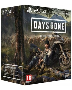 Days Gone Collector's Edition (PS4)