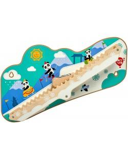 Интерактивна играчка за стена Lucy&Leo - Зимно приключение