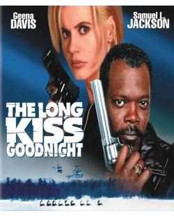 Дълга целувка за лека нощ (Blu-Ray)