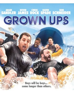 Дърти хлапета (Blu-Ray)
