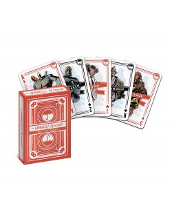 Dark Horse Deluxe: The Umbrella Academy Playing Cards