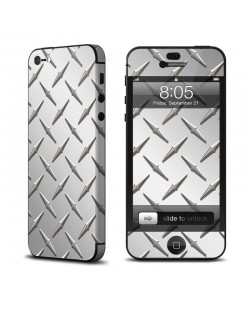 Decalgirl Diamond Plate за iPhone 5