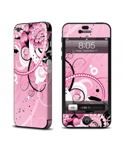 Калъф Decalgirl Her Abstraction за iPhone 5