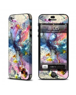 Калъф Decalgirl Cosmic Flower за iPhone 5