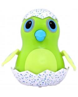 Детска играчка Spin Master Hatchimals - Зелено пиле, със звук и светлина