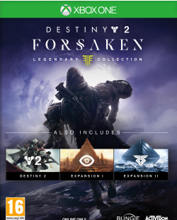 Destiny 2: Forsaken Legendary Collection (Xbox One)