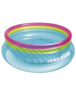 Детски кръгъл трамплин Intex - Jump-O-Lene