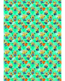 Подаръчна хартия Danilo - Despicable Me, 200 x 69 cm.