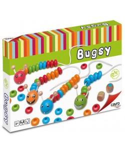 Детска образователна игра Cayro - Bugsy