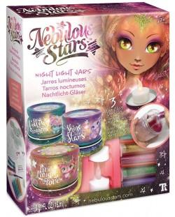 Творчески комплект Nebulous Stars - Декорирай сама, Нощни лампи, Хазелия