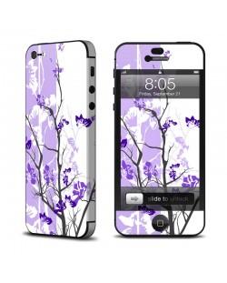 Калъф Decalgirl Violet Tranquility за iPhone 5