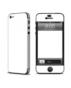 Decalgirl Solid State White за iPhone 5