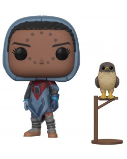 Фигура Funko Pop! Games: Destiny - Hawthorne with Hawk, #337