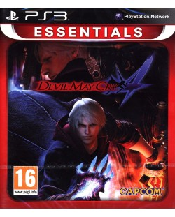 Devil May Cry 4 - Essentials (PS3)