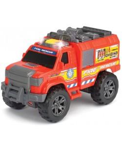 Детска играчка Dickie Toys  Action Series - Пожарна,  20 cm