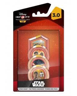 Фигури Disney Infinity 3.0 Power Disk Pack: Star Wars - The Force Awakens