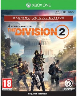 Tom Clancy's The Division 2 - Washington, D.C. Deluxe Edition (Xbox One)