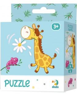 Детски пъзел Dodo от 16 части - Жираф