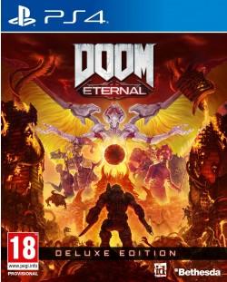 Doom Eternal - Deluxe Edition (PS4)