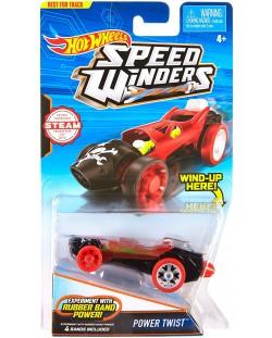 Количка Hot Wheels Speed Winders - Power Twist