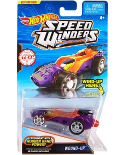 Количка Hot Wheels Speed Winders - Wound-up
