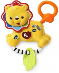 Бебешка дрънкалка Vtech - Лъвче