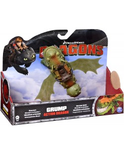 Екшън фигура Spin Master Dragons - Гръмпи