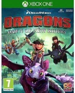 Dreamworks Dragons: Dawn of New Riders (Xbox One)
